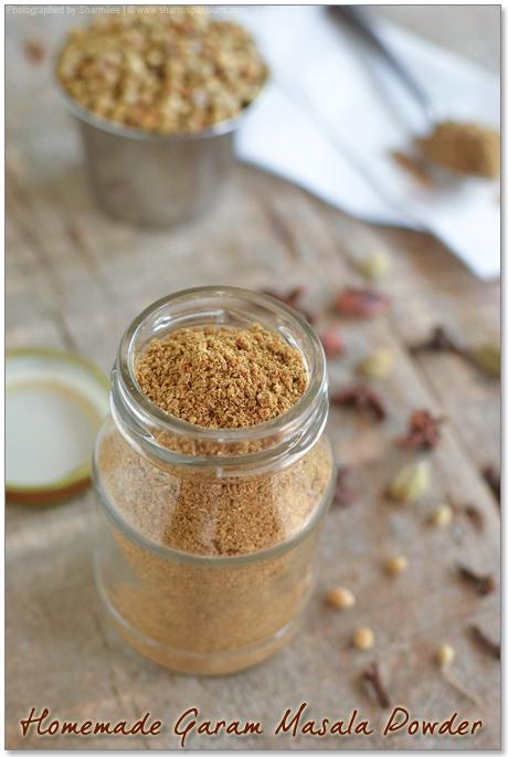 Garam masala powder recipe, Homemade garam masala recipe