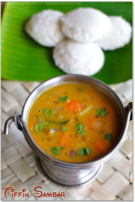 Sambar Recipe for Dosa & Idli, How to make Sambhar Recipe