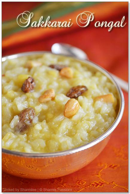 Pongal Recipes – Pongal Festival Recipes – 2014 Sankranti Recipes