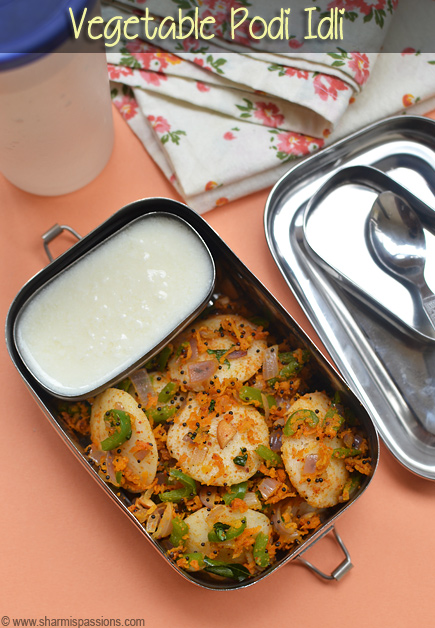 Kids lunchbox series archives page 2 of 4 sharmis passions podi idli kids lunch box recipes idea 21 forumfinder Image collections