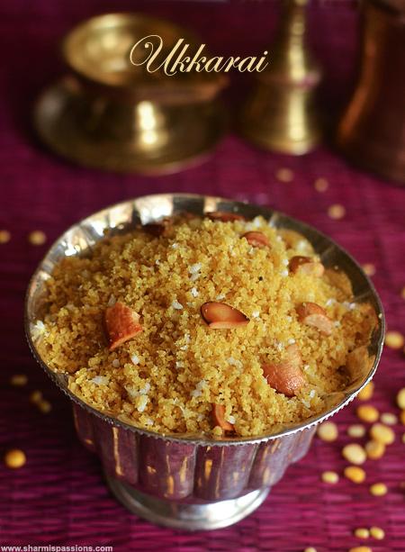 Ukkarai Recipe,Okkarai | Diwali Special Sweets