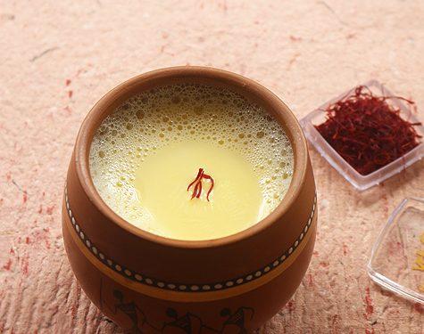Saffron milk recipe, Saffron milk recipe during pregnancy