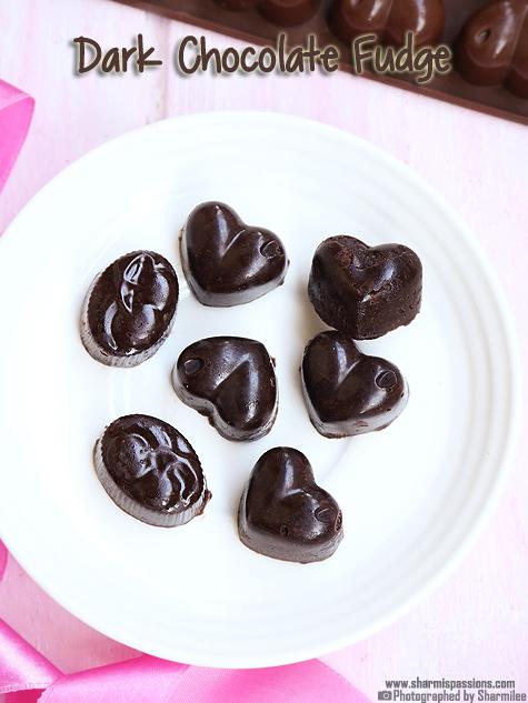 Dark chocolate fudge recipe, Homemade dark chocolate recipe