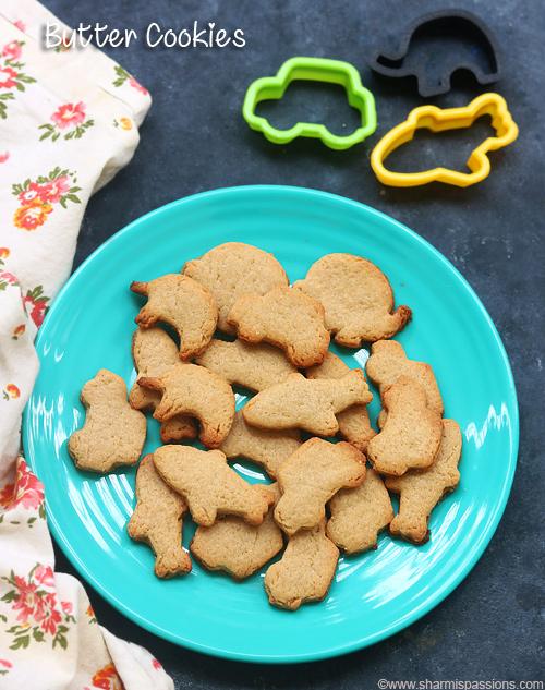 butter biscuits recipe