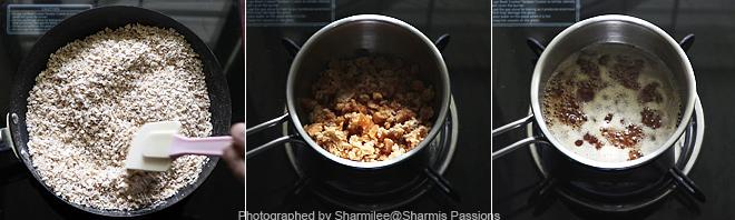 stove top granola recipe