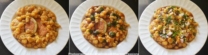 How to make Ragda Patties Recipe - Step4