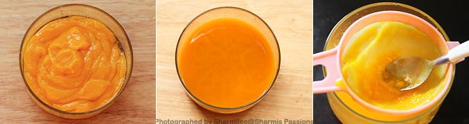 How to make Mango Lemonade Recipe  - Step3