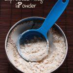 Baby Food Ragi powder