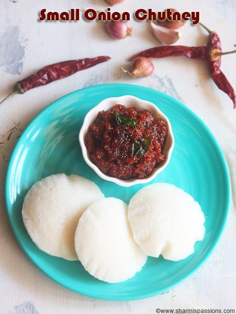small onion thokku recipe