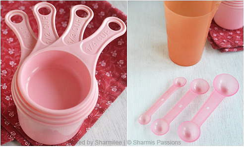 Measuring Cups & Spoons
