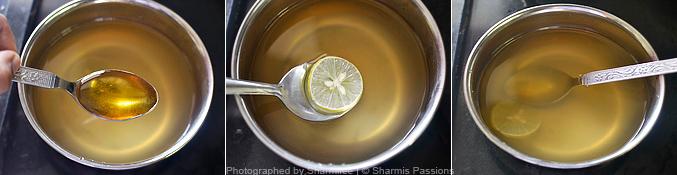 Ginger Tea Recipe - Step3