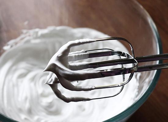 cream should stand still