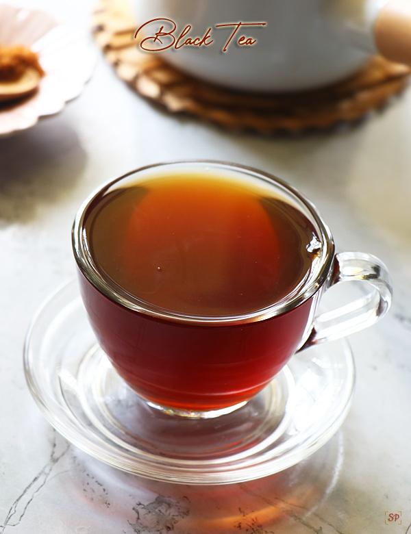 Black Tea Recipe