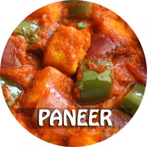 Paneer Dishes