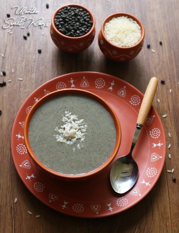 urad dal sweet porridge