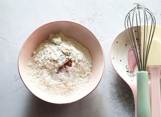 carrot cake recipe dry ingredients